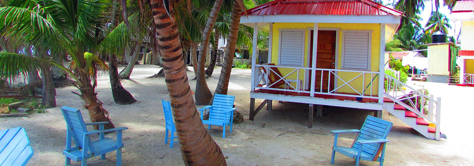 Tobacco Caye Photo